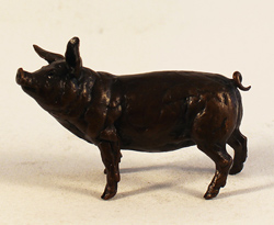 Michael Simpson, Bronze, Pig