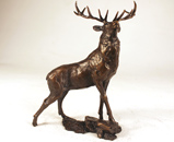 Michael Simpson, Bronze, Noble Stag