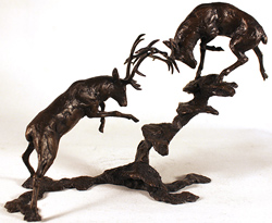 Michael Simpson, Bronze, Moment of Truth