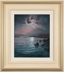 Andrew Grant Kurtis, Original oil painting on canvas, Lakeland Reflections