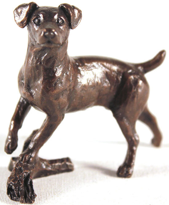Michael Simpson, Bronze, Small Jack Russell