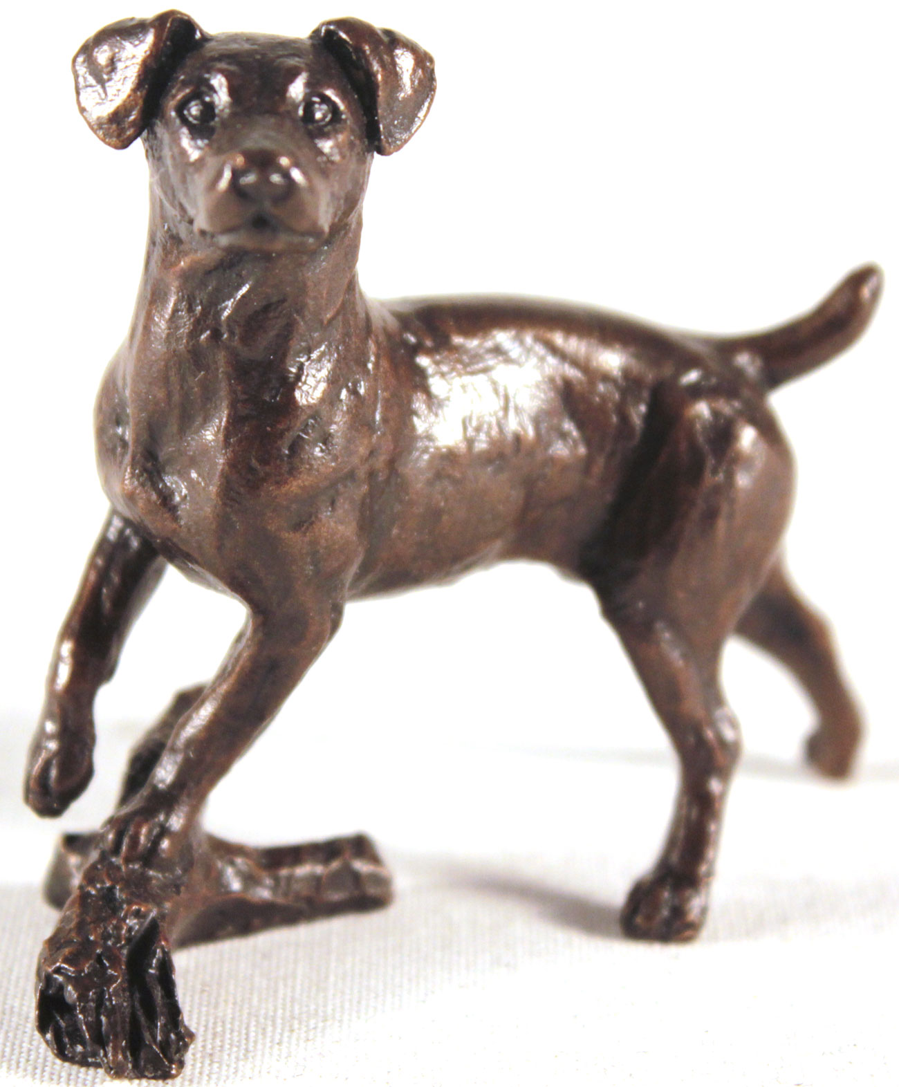 Michael Simpson, Bronze, Small Jack Russell Click to enlarge