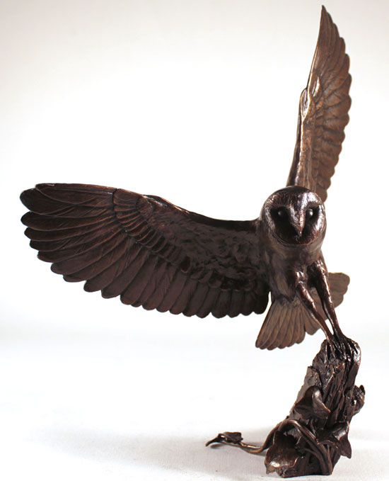 Michael Simpson, Bronze, Voice of the Woods