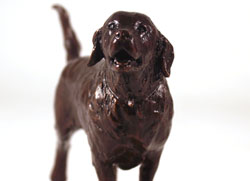 Michael Simpson, Bronze, Retriever
