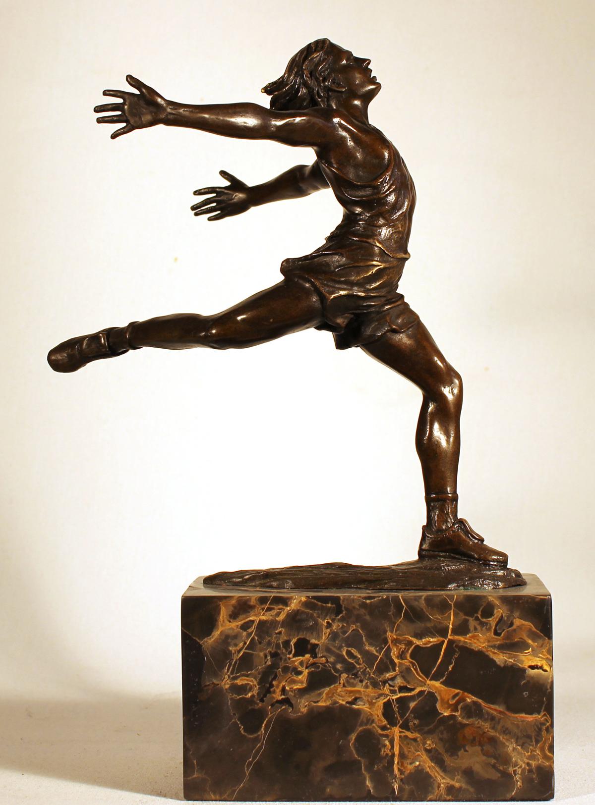Bronze Statue, Bronze, Dancer Click to enlarge