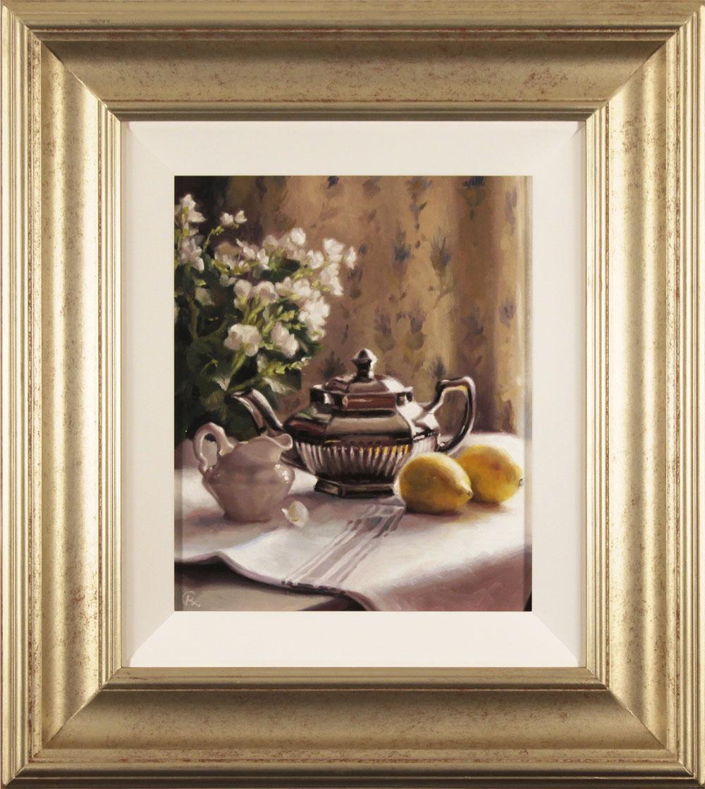 Caroline Richardson, Original oil painting on canvas, Afternoon Light Click to enlarge