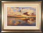 Duncan Palmar, Original oil painting on panel, Constantine Bay, Cornwall
