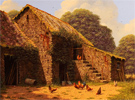 Edward Hersey, signed original oil painting on canvas