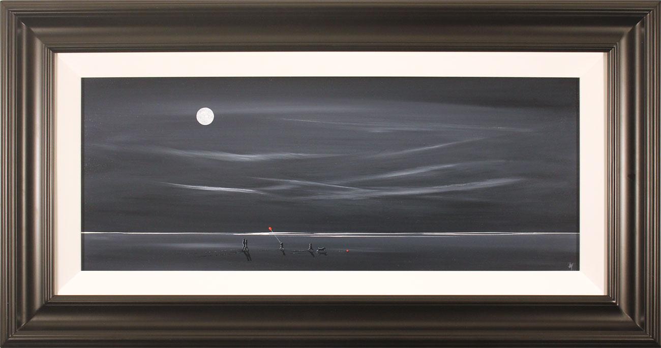 Jay Nottingham, Original oil painting on panel, Moonlight Adventure Click to enlarge