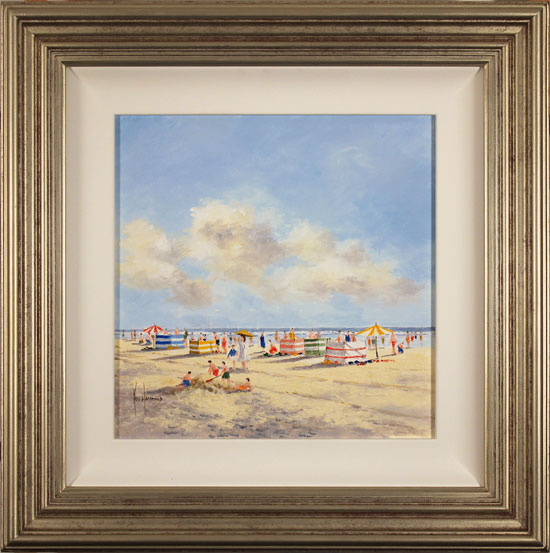 Ken Hammond, Original oil painting on canvas, Summer Sands