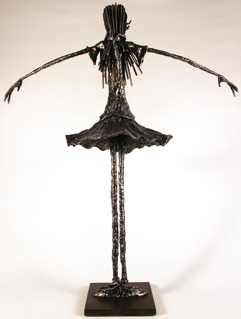 Leon Leigh, Steel Sculpture, Untitled