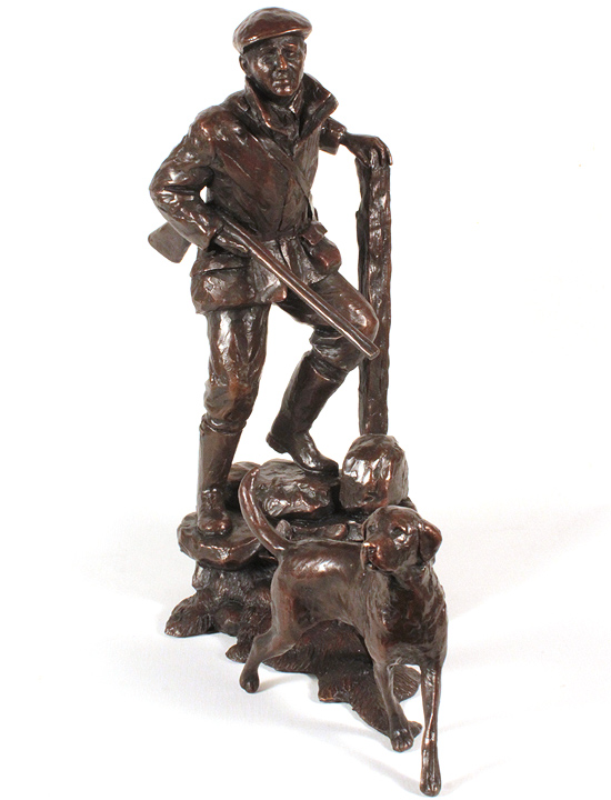 Michael Simpson, Bronze, Clear Skies