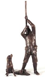 Michael Simpson, Bronze, Last Drive Medium image. Click to enlarge
