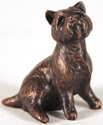 Michael Simpson, Bronze, Westie Sitting