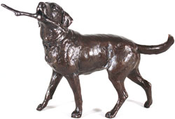 Michael Simpson, Bronze, Country Walk