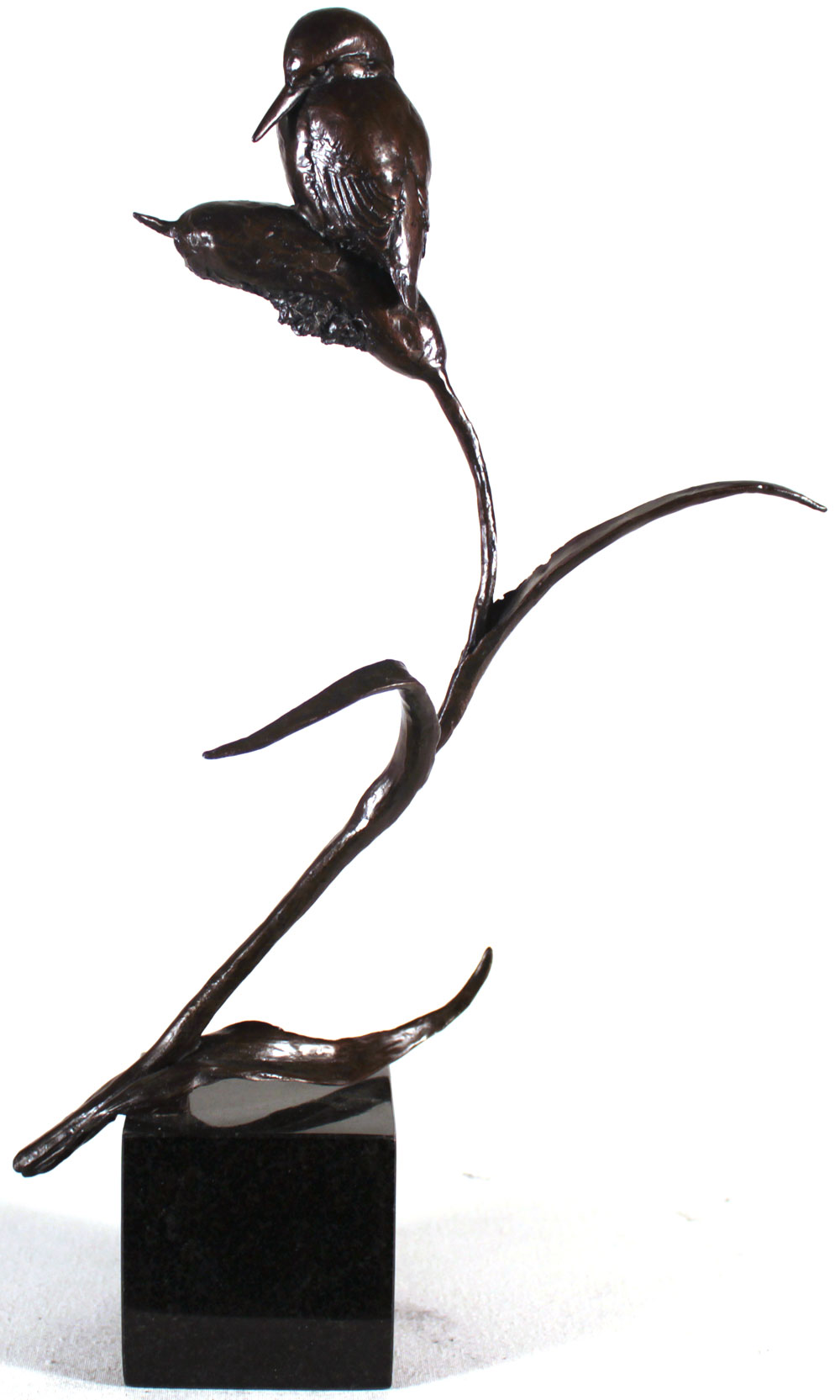 Michael Simpson, Bronze, Kingfisher Click to enlarge