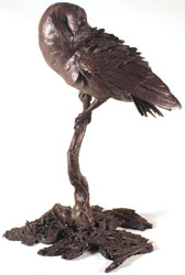 Michael Simpson, Bronze, Night Owl