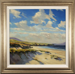 Paul Lancaster, Original oil painting on canvas, Sea Breeze