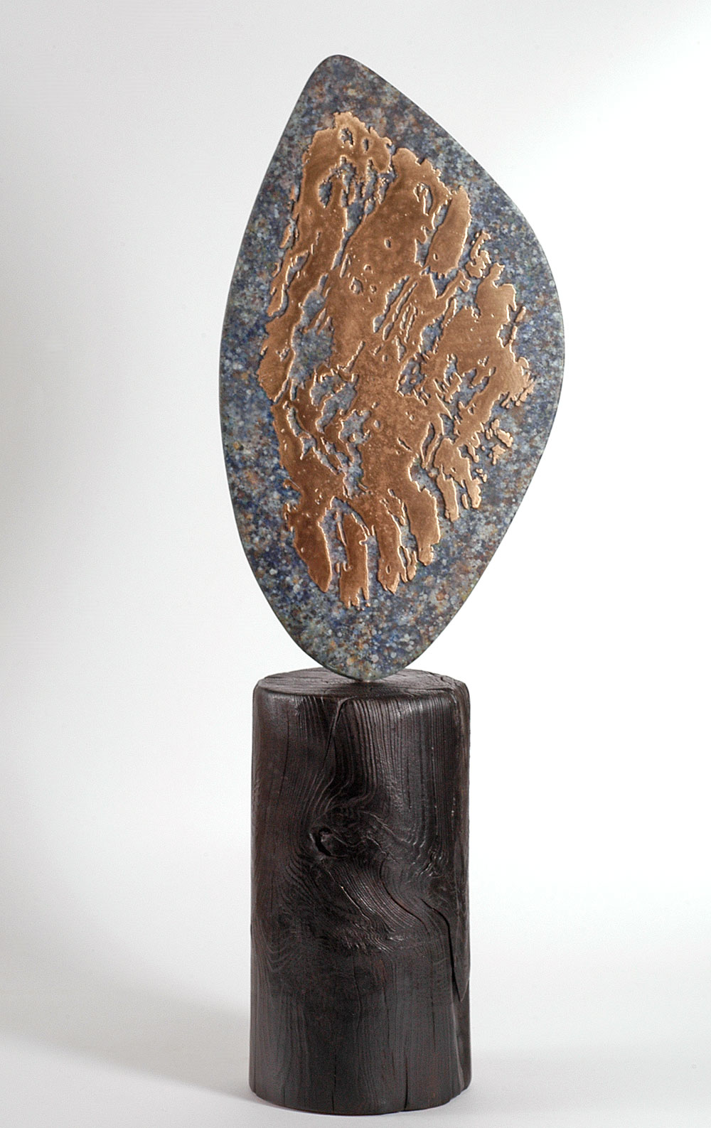 Philip Hearsey, Bronze, After the Rain Click to enlarge