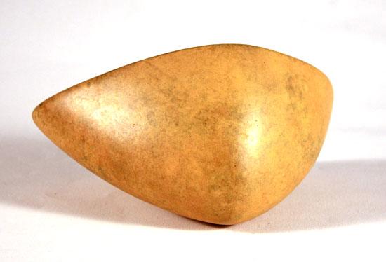 Philip Hearsey, Bronze, Cornish Switchback II Signature image. Click to enlarge