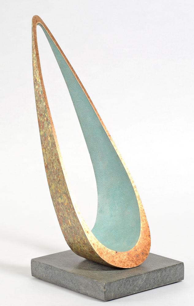 Philip Hearsey, Bronze, Drift Click to enlarge