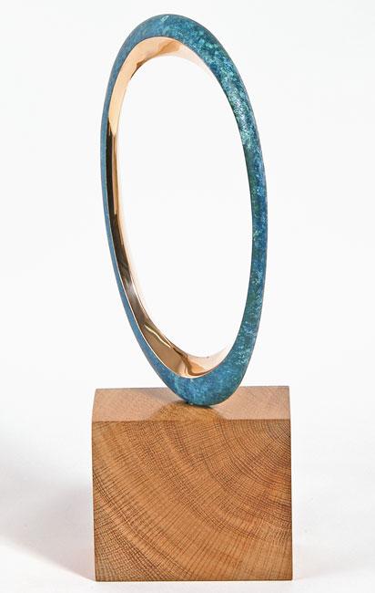 Philip Hearsey, Bronze, Narration IV No frame image. Click to enlarge