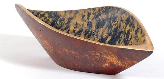 Philip Hearsey, Bronze, Tremenna I No frame image. Click to enlarge