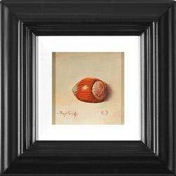 Raymond Campbell, Original oil painting on panel, Hazelnut Medium image. Click to enlarge