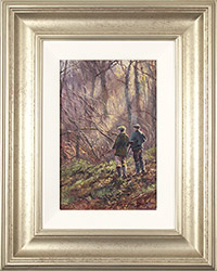 Stephen Hawkins, Original oil painting on panel, Daybreak Drive  Medium image. Click to enlarge