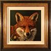 Stephen Park, Original oil painting on panel, Fox Medium image. Click to enlarge