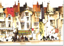 Sue Howells, Signed limited edition print, Open All Hours