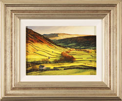 Suzie Emery, Swaledale, Original acrylic painting on board