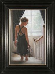 Tina Spratt, Original oil painting on canvas, Maybe Medium image. Click to enlarge
