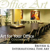 Fine Art Sourcing for your office.