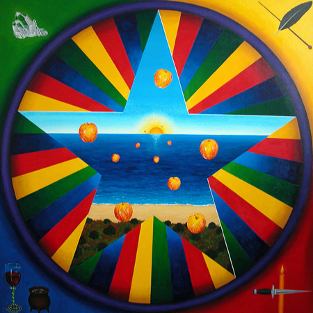 The Wheel of Life and Other Positive Icons for Dangerous Times.