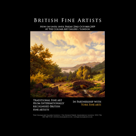 British Fine Artists 2009