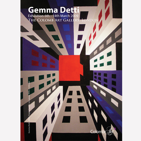 Gemma Detti Exhibition 2009
