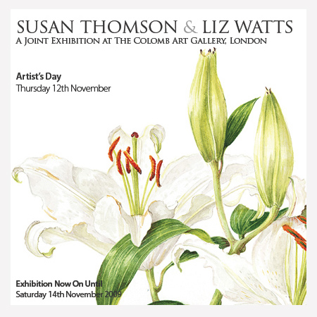 Liz Watts and Susan Thomson
