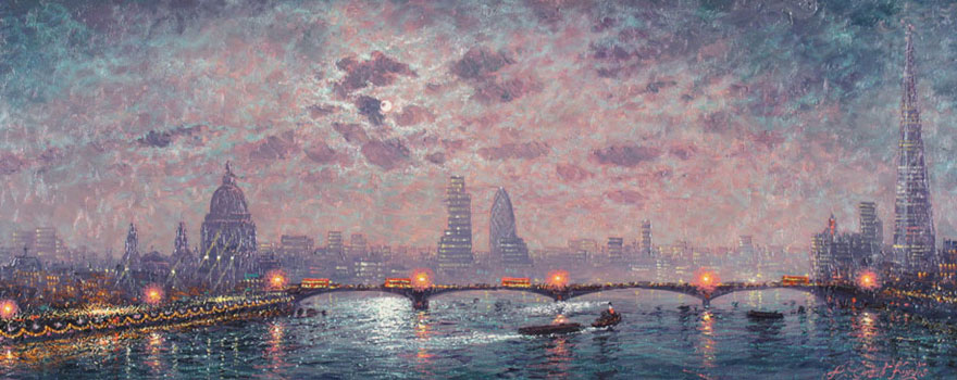 Andrew Grant Kurtis: Illuminating London